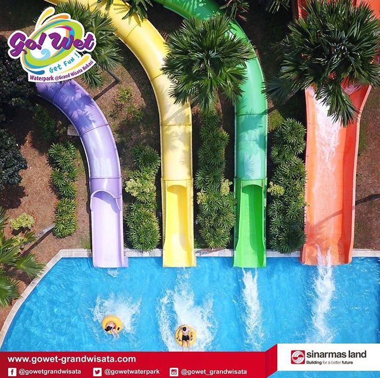 Go! Wet Bekasi