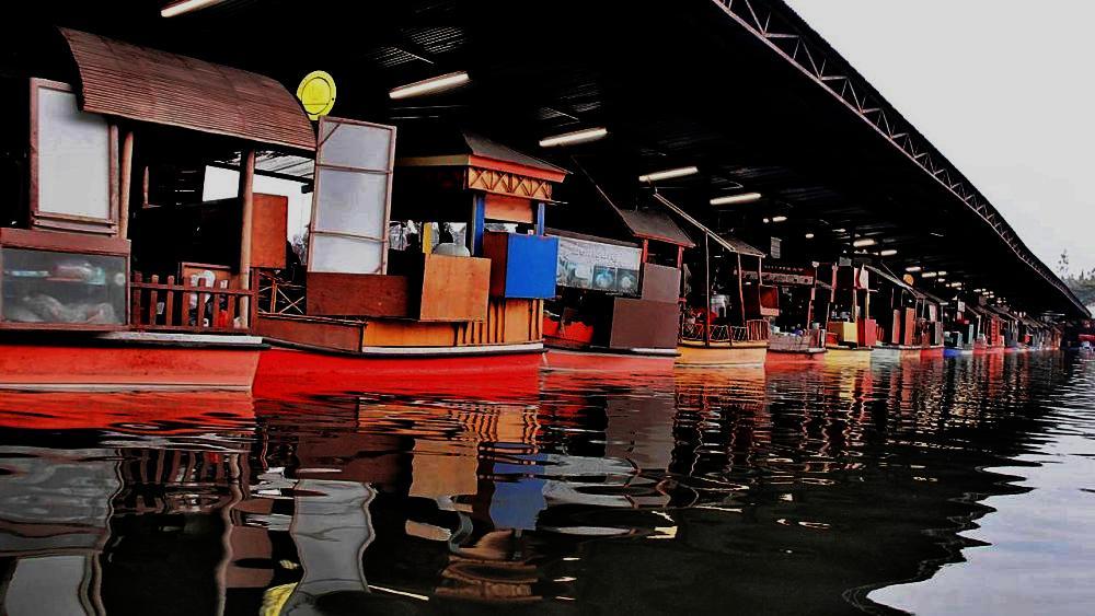 Harga Tiket Floating Market